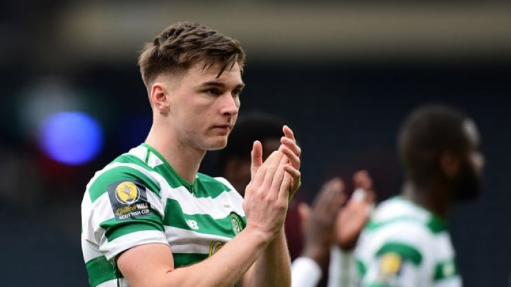 Celtic reject improved Arsenal bid for Kieran Tierney