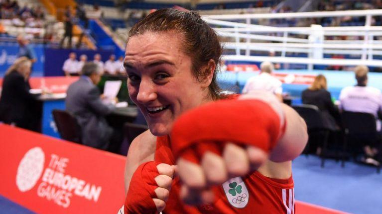 Kellie Harrington books European final spot against Katie Taylor's old foe