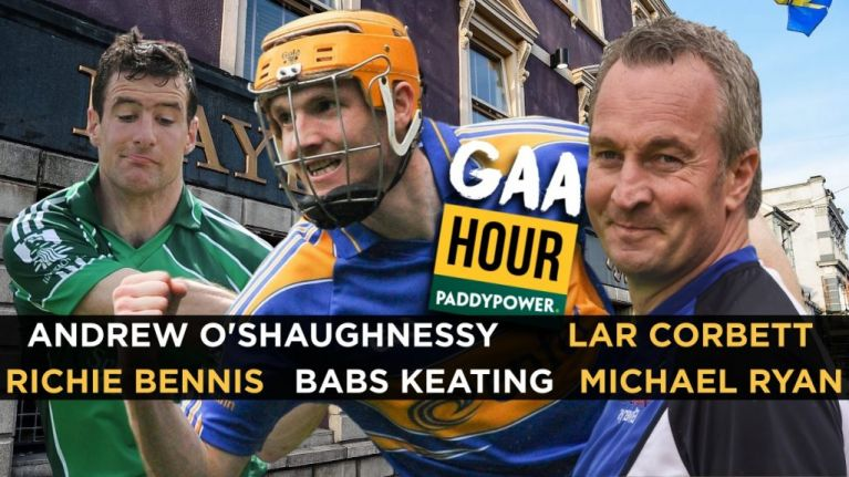 The GAA Hour is coming to Thurles for a Munster final preview