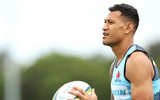 Former Wallabies fire back at Israel Folau's GoFundMe page