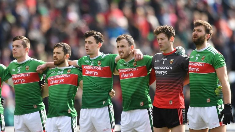 Mayo recall Moran, Clarke and Boyle for date with destiny