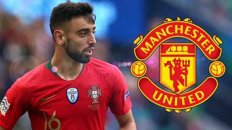 Finally some good news for Man United over £49m Bruno Fernandes deal
