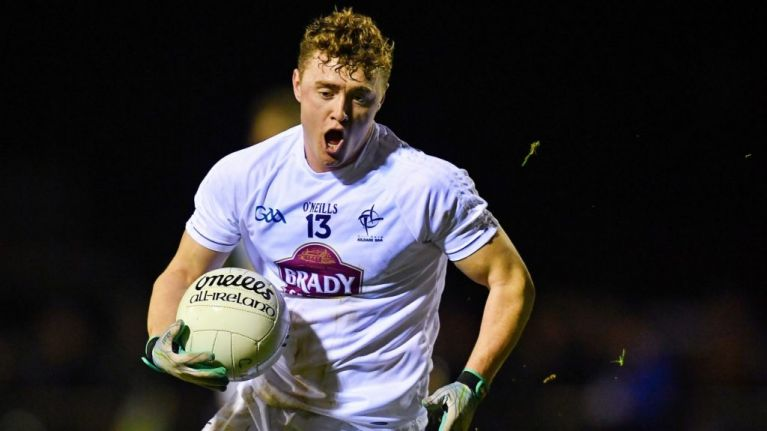 Hyland back on form and Tyrrell sizzling as Kildare take care of Antrim