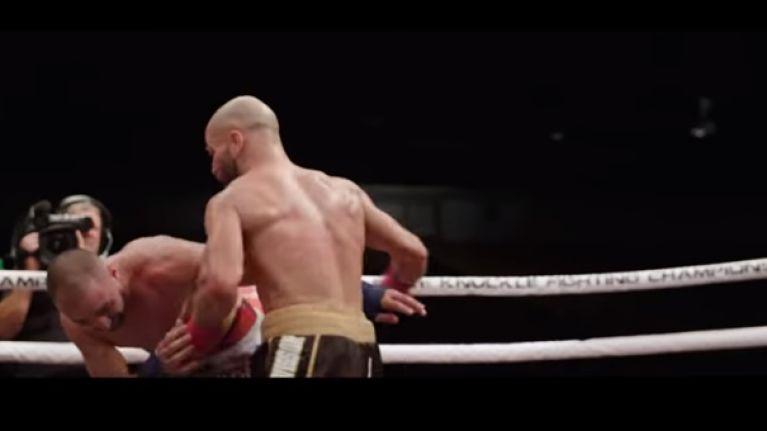 Artem Lobov upsets Paulie Malignaggi in bare-knuckle fight