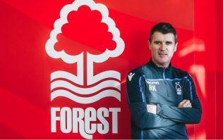Roy Keane leaves Martin O'Neill at Nottingham Forest