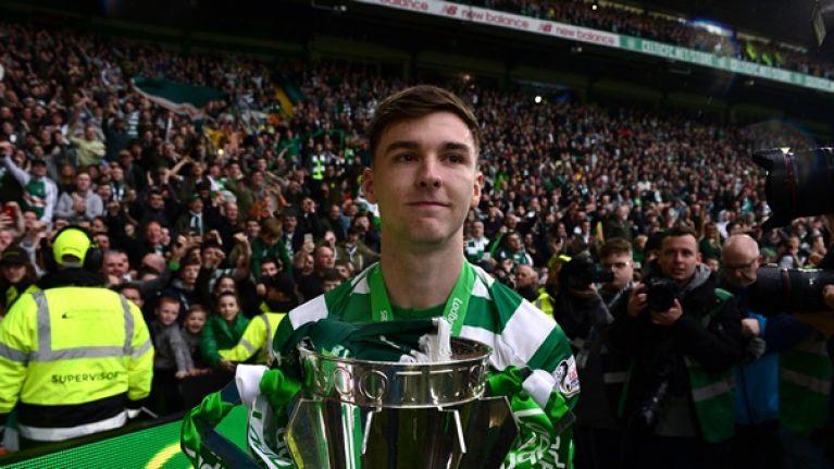 Celtic knock back Arsenal's opening bid for Kieran Tierney