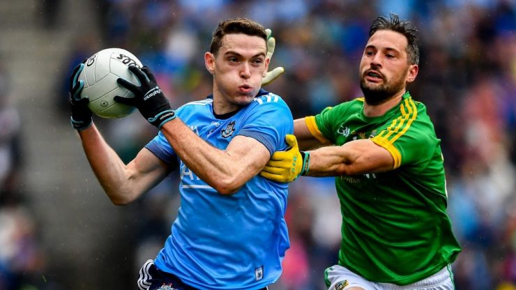 McCaffrey and Fenton a class apart as Meath miss the points