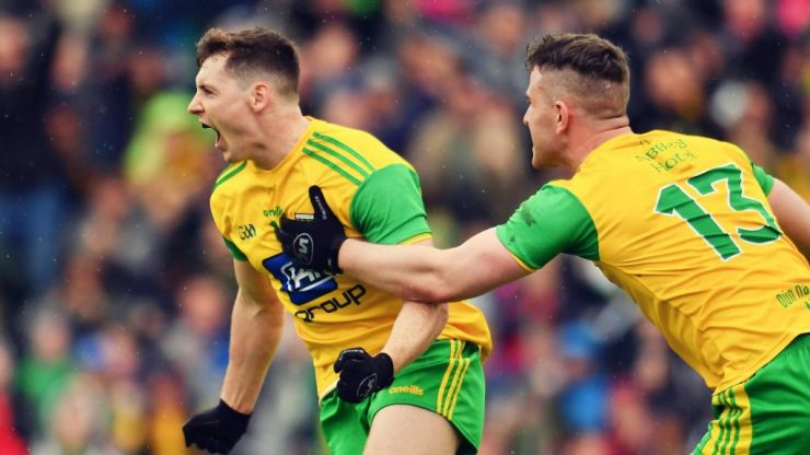 Brennan and McBrearty make Donegal the biggest threat to Dublin