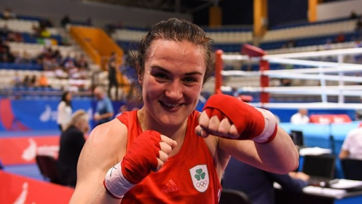 Kellie Harrington withdraws from European Games final
