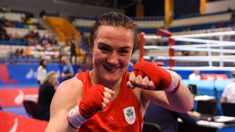 Kellie Harrington withdraws from European Games final