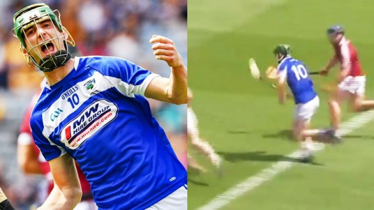 Sizzling solo goal from Laois sharpshooter sends Eddie Brennan's men on their way