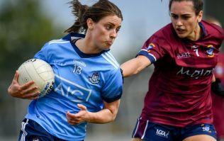 Whyte goes to town as Dublin win eight in a row