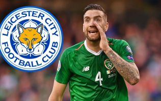 Leicester line up Shane Duffy as replacement for Harry Maguire