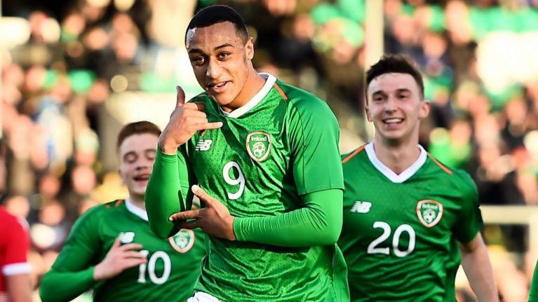 Promising Irish striker Adam Idah promoted to Norwich's first team squad