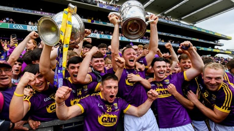 'Wexford are just lacking a little to be genuine All-Ireland contenders'
