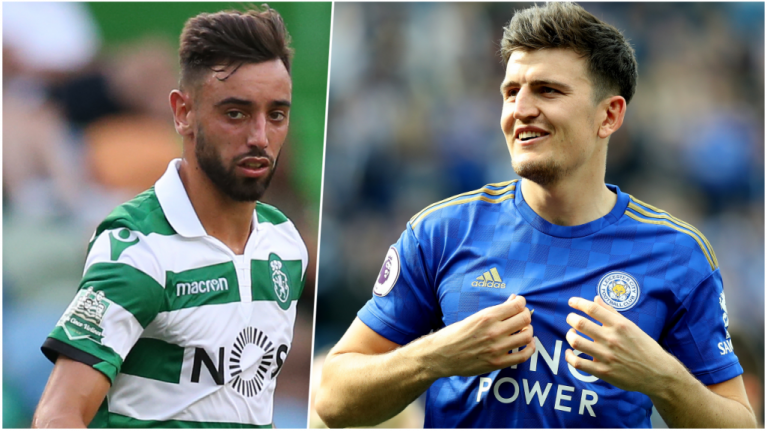 Manchester United closing in on captures of Maguire and Fernandes