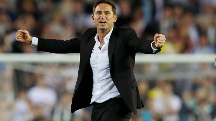 The comparisons with Pep Guardiola and Zinedine Zidane don't help Frank Lampard