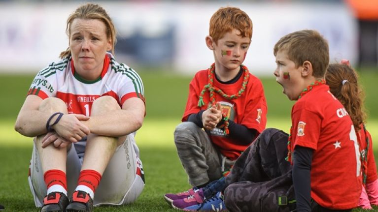 """""""One thing we looked for was pride in the jersey"""" - Mayo ladies keeping up traditions"""