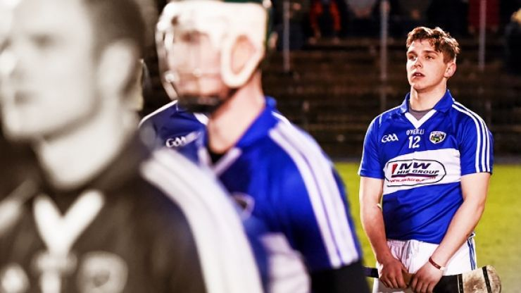 """""""We put two players on Cha to stop him hurling in an under-12 county final"""""""