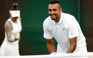 You'd have to love Nick Kyrgios giving pompous Wimbledon values the middle finger