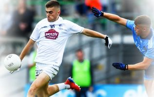 Inspired half forward kicks Kildare to dreamland with one of the great minor displays