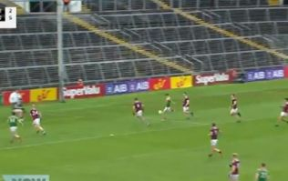 James Carr tears Galway defence to shreds with wonderful solo goal
