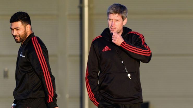 Richie Mo'unga credits Ronan O'Gara's honesty in goal kicking transformation