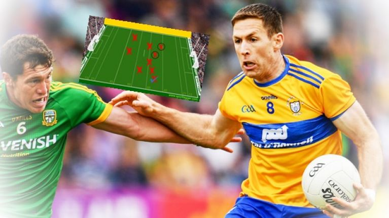 Even in defeat, Gary Brennan has Portlaoise hanging on his every move