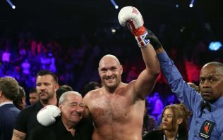 Tyson Fury confirms date for Deontay Wilder rematch