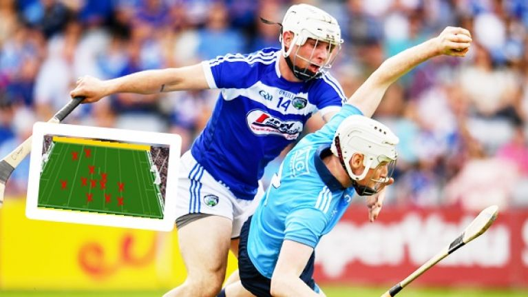 A masterclass of hard hurling with Cha Dwyer as Laois do the impossible