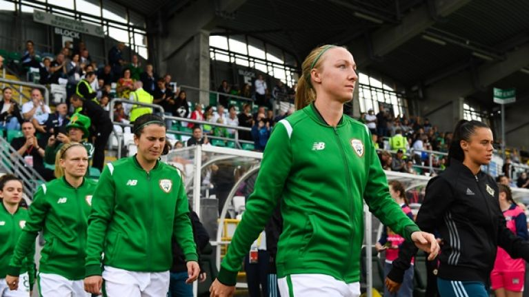 RTE announce coverage of UEFA Women's European Championship 2021 home qualifiers