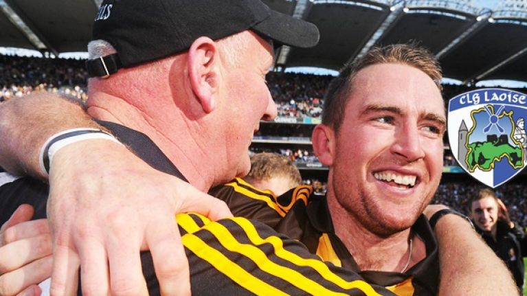 """""""That's probably what Eddie brought from Kilkenny, they're as good as you will get here"""""""