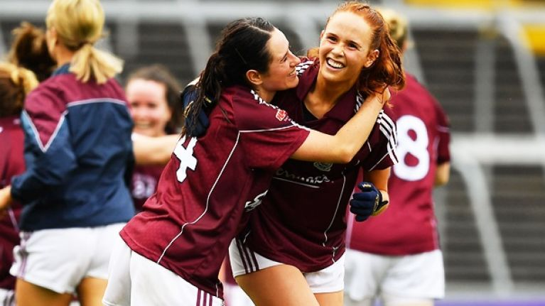 """We weren't taking Mayo for granted the first day"" - ladies saving difficult year for Galway teams"