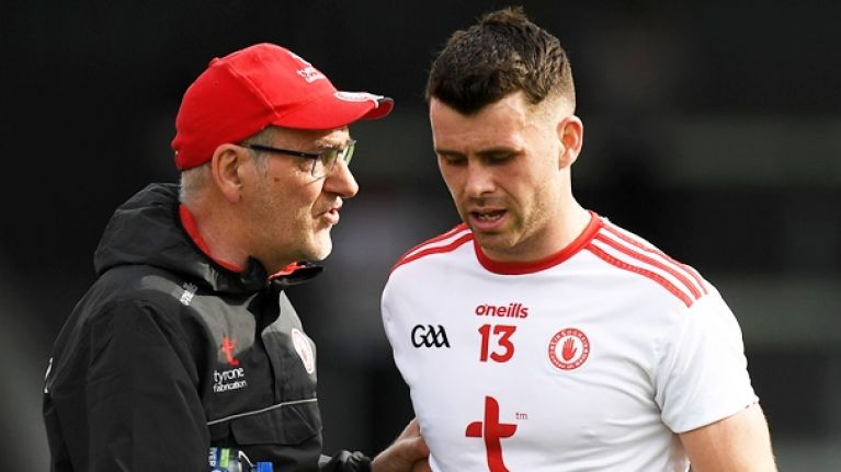 'This lad is on it and I'm going to look after him' - McCurry on song after year out