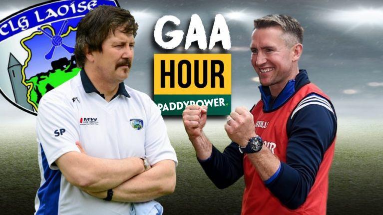 The GAA Hour hurling show: Eddie Brennan interview in Laois appreciation episode