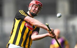 On a disappointing day for Kilkenny, Adrian Mullen the one shining light