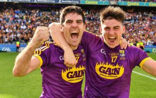 Shaun Murphy's first thoughts after Wexford victory were of the minors