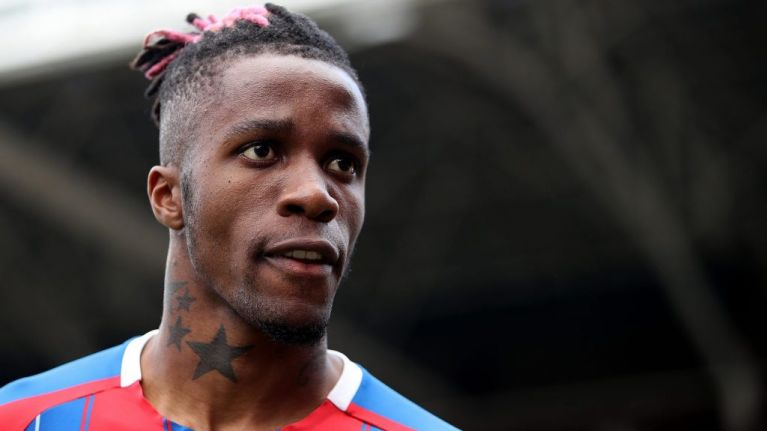 Wilfried Zaha should reject Arsenal - they aren't big enough for him