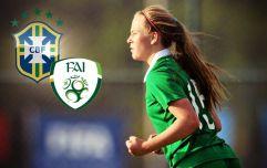 Lauren Kelly fizzer sees Ireland stun Brazil at World University Games