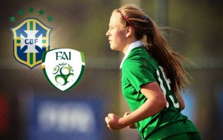 Lauren Kelly fizzer sees Ireland stun Brazil at World University Games