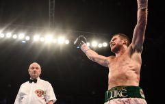 Dubliner Luke Keeler earns shot at world title eliminator