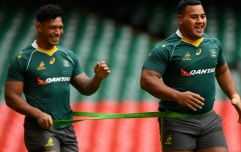 Wallabies prop robbed outside of team hotel in South Africa