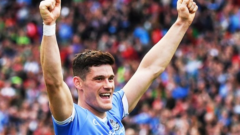 Diarmuid Connolly is BACK training with the Dubs