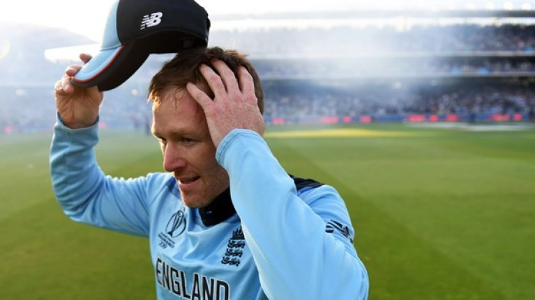From the fields of north Dublin to lording it at Lords, Eoin Morgan has had some journey
