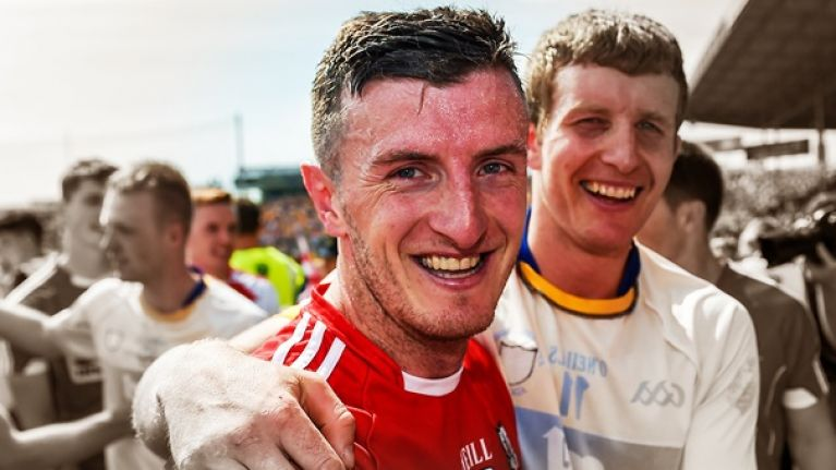 """""""I don't think there's been a better Cork hurler than him, he's an artist"""""""