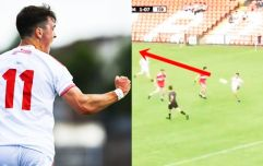 Darragh Canavan has eyes on the back of his head with genius pass
