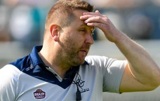 Cian O'Neill wishes Kildare players well in eloquent resignation statement