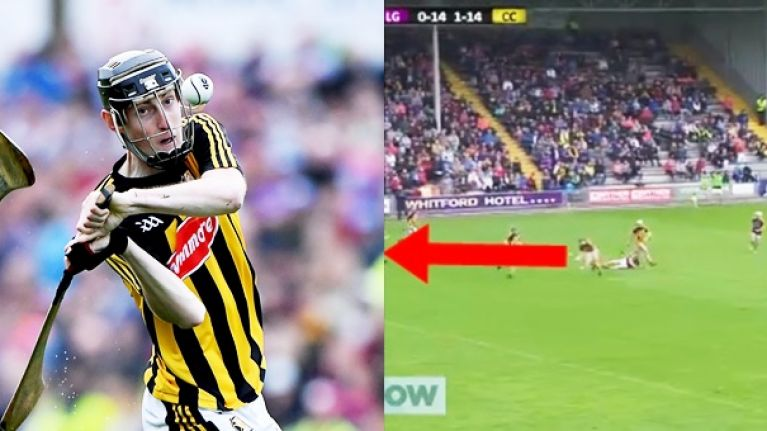 Length of the pitch score for inspired half back sends Kilkenny to Leinster glory