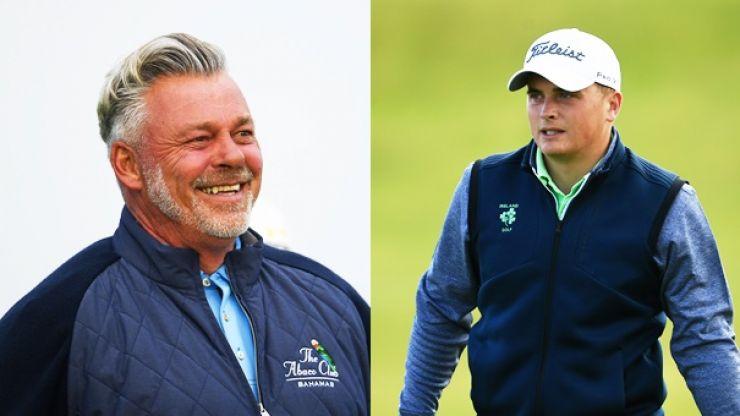 Solid start for Cork amateur James Sugrue alongside Clarke at British Open