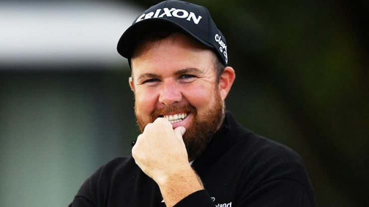 Shane Lowry bounds home with lowest ever opening round at a major
